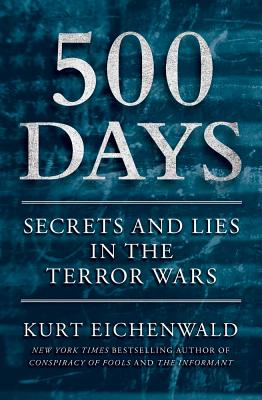 Image for 500 DAYS : SECRETS AND LIES IN THE TERRO