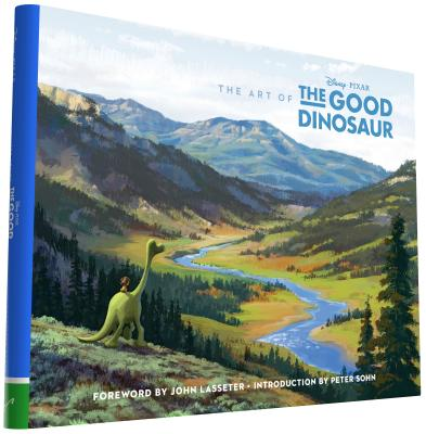 Image for The Art of the Good Dinosaur