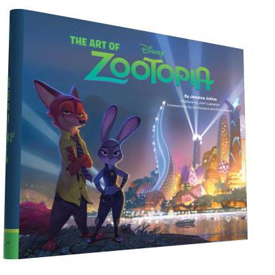 The Art of Zootopia, Jessica Julius