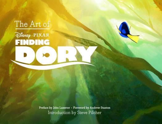 The Art of Finding Dory, John Lasseter