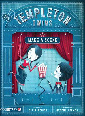 Image for The Templeton Twins Make a Scene: Book 2