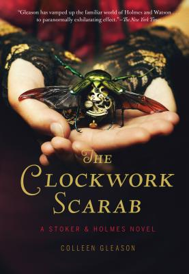 Image for The Clockwork Scarab: A Stoker & Holmes Novel