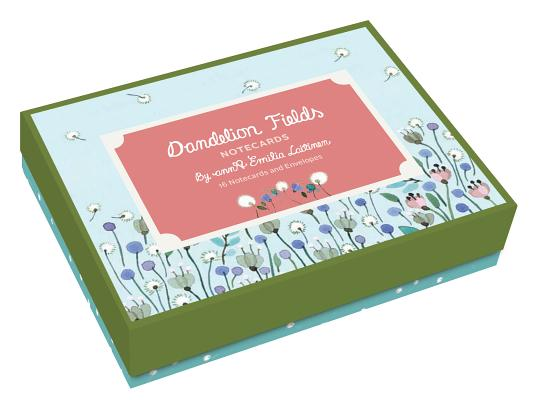 Image for Dandelion Fields Notecards: 16 Notecards and Envelopes