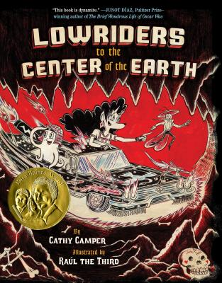 Lowriders to the Center of the Earth, Camper, Cathy