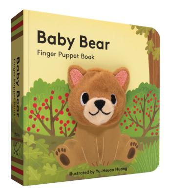 Image for Baby Bear: Finger Puppet Book
