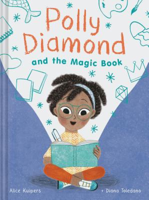 Image for POLLY DIAMOND AND THE MAGIC BOOK