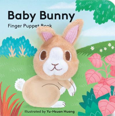 Image for Baby Bunny: Finger Puppet Book: (Finger Puppet Book for Toddlers and Babies, Baby Books for First Year, Animal Finger Puppets)