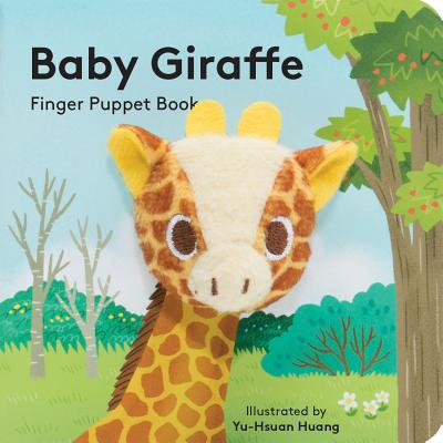 Image for Baby Giraffe: Finger Puppet Book: (Finger Puppet Book for Toddlers and Babies, Baby Books for First Year, Animal Finger Puppets)