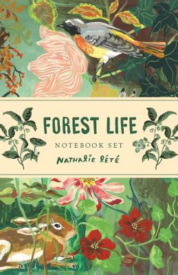 Forest Life Notebook Set, Lete, Nathalie