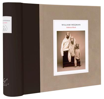 Image for WILLIAM WEGMAN Address Book
