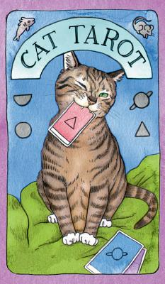 Image for Cat Tarot: 78 Cards & Guidebook