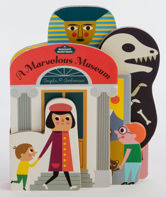 Image for Bookscape Board Books: A Marvelous Museum: (Artist Board Book, Colorful Art Museum Toddler Book)