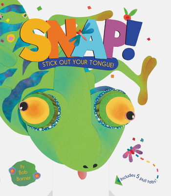 Image for SNAP! STICK OUT YOUR TONGUE!