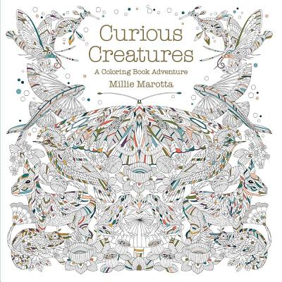Image for Curious Creatures: A Coloring Book Adventure