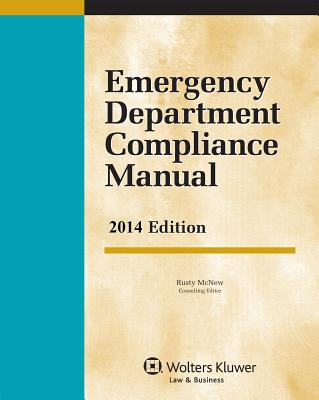 Image for Emergency Department Compliance Manual, 2014 Edition