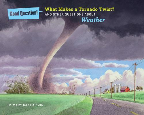 Image for What Makes a Tornado Twist?: And Other Questions About Weather (Good Question!)