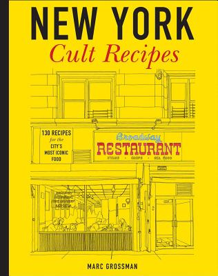 Image for New York Cult Recipes