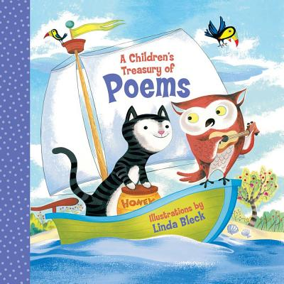 Image for A Children's Treasury of Poems