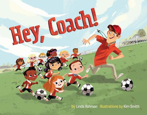 Image for Hey, Coach!