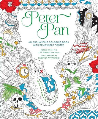 Image for Peter Pan Coloring Book