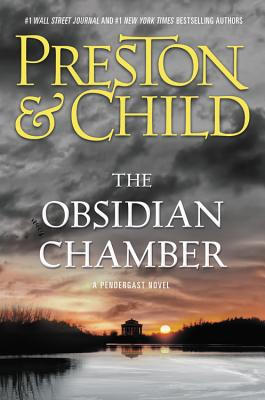 Image for The Obsidian Chamber (Agent Pendergast series)