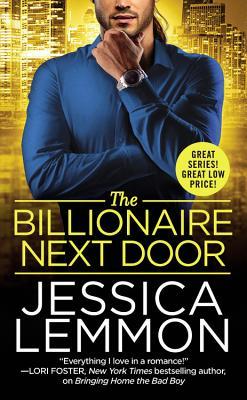 Image for The Billionaire Next Door (Billionaire Bad Boys)