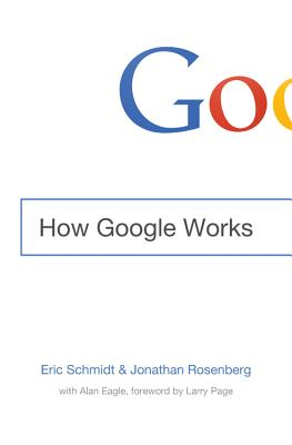 Image for How Google Works