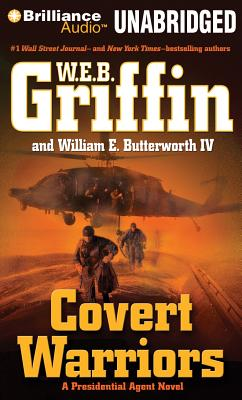 Image for Covert Warriors (Presidential Agent Series)