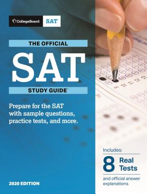Image for Official SAT Study Guide 2020 Edition