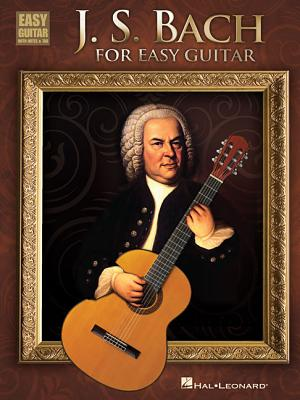 Image for J.S. Bach for Easy Guitar (With Tab)