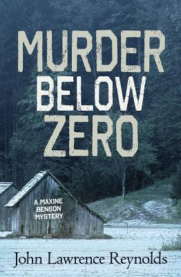 Image for Murder Below Zero: A Maxine Benson Mystery (Rapid Reads)