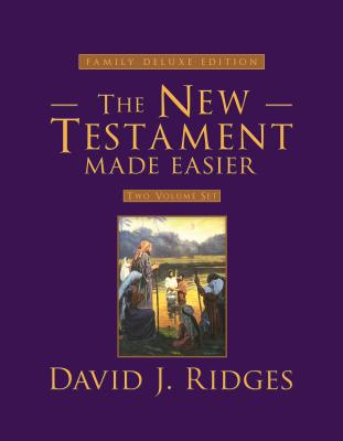 Image for The New Testament Made Easier Set (Family Deluxe Edition)