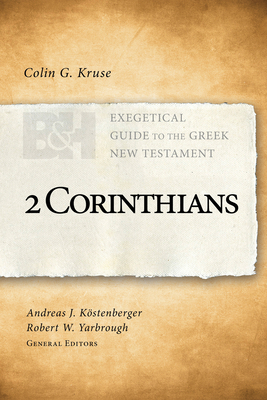 Image for 2 Corinthians (Exegetical Guide to the Greek New Testament)