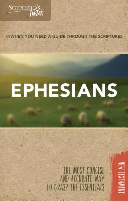 Image for Shepherd's Notes: Ephesians