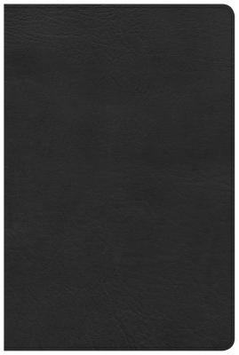 Image for CSB Pastor's Bible, Black Deluxe LeatherTouch