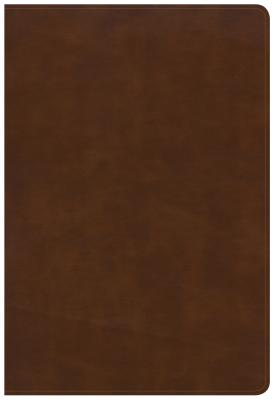 Image for KJV Large Print Ultrathin Reference Bible, British Tan LeatherTouch, Indexed, Black Letter Edition