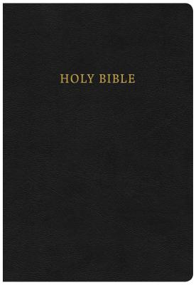 """Image for """"CSB Pulpit Bible, Black Genuine Leather"""""""