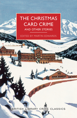 Image for CHRISTMAS CARD CRIME AND OTHER STORIES
