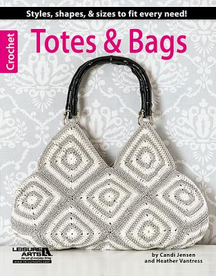 Image for Totes & Bags (Crochet)