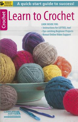 Image for Learn to Crochet: A quick start-guide to success