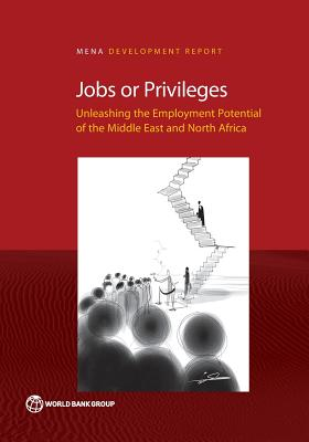 Jobs or Privileges: Unleashing the Employment Potential of the Middle East and North Africa (MENA Development Report), Sahnoun, Hania; Keefer, Philip; Schiffbauer, Marc; Sy, Abdoulaye; Hussain, Sahar