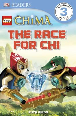 Image for The Race for CHI LEGO Legends of Chima  Early Readers Level 3