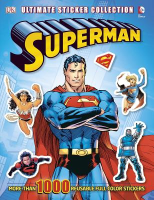 Image for Ultimate Sticker Collection: Superman