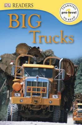BIG TRUCKS (DK READERS, PRE-LEVEL 1), LOCK, DEBORAH