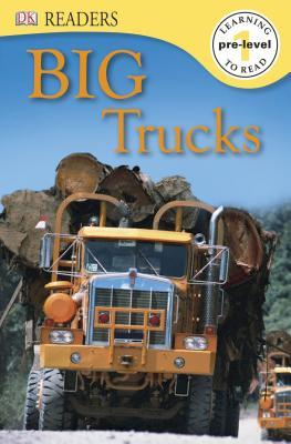 Image for DK Readers L0: Big Trucks