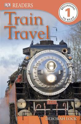 Image for DK Readers L1: Train Travel