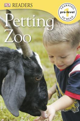 Image for DK Readers L0: Petting Zoo