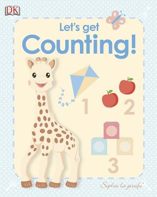 Image for My First Sophie la girafe: Let's Get Counting!