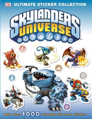 Image for Ultimate Sticker Collection: Skylanders Universe