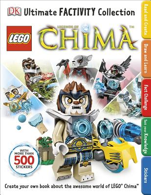 Image for Ultimate Factivity Collection: LEGO Legends of Chima
